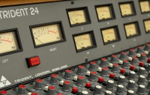 Degraw Sound Trident Series 24 Console
