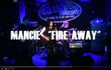 "MANCIE's ""FIRE AWAY"""